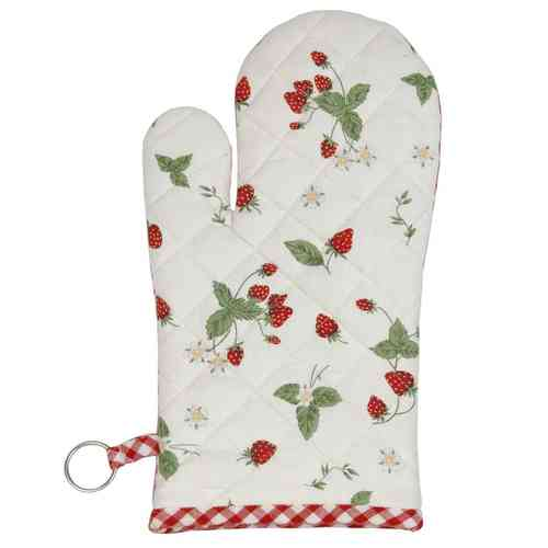 STRAWBERRY GARDEN Ofenhandschuh Clayre & Eef