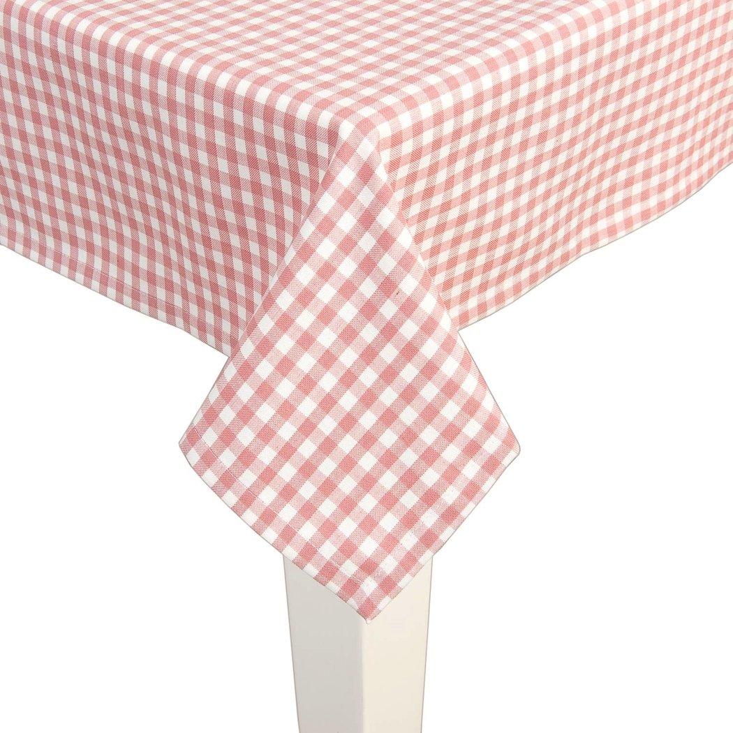 rosa tischdecke elegant runde tischdecke weirosa kollektion brooklyn with rosa tischdecke. Black Bedroom Furniture Sets. Home Design Ideas