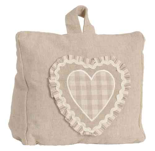 Türstopper COUNTRY HEART Clayre & Eef