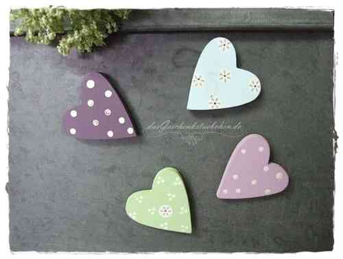 Magnet HERZ SUMMER Heart by Madleys Farbauswahl