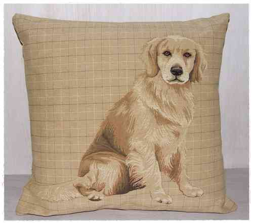 Dekokissen GOLDEN RETRIEVER 45x45cm