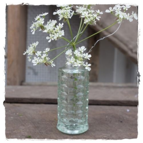 Mini Glasflasche *R 6cm Scandinavian Country Style by Madleys