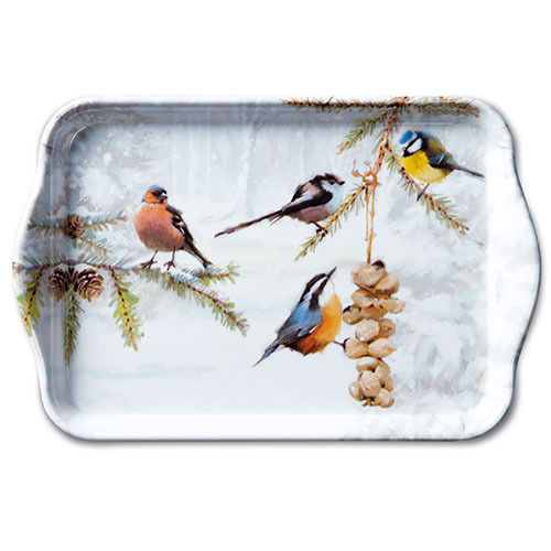 Tablett, Tray ALL TOGETHER 13x21cm  Ambiente