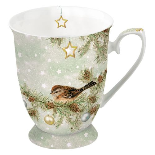 Tasse, Porzellantasse THE SEASON GREEN 0,25l Ambiente