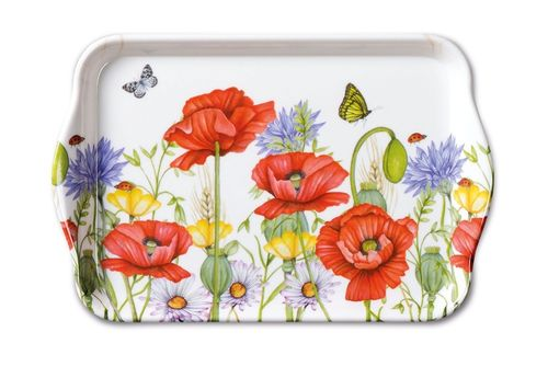 Tablett, Tray SUMMERTIME 13x21cm  Ambiente