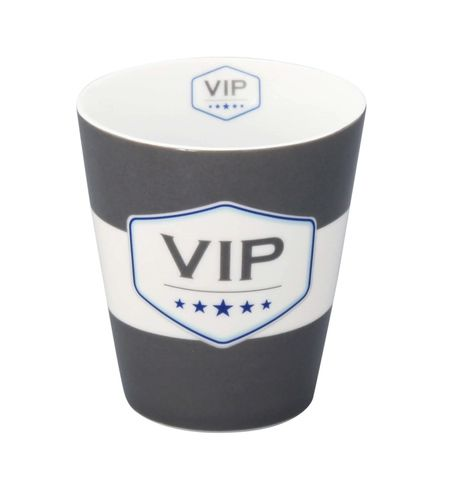 Becher VIP HM368 HAPPY MUG by Krasilnikoff