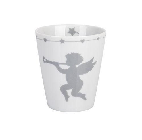 Tasse CHERUB ANGELS HC471 HAPPY CUP by  KrasilnikoffEngel Weihnachten