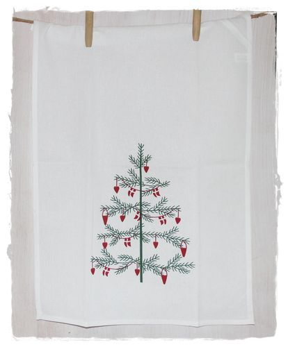 Geschirrtuch CHRISTMAS TREE 65x45m by Soul of Artefina