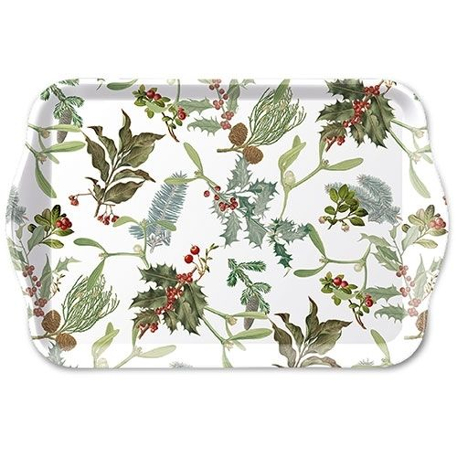 Tablett, Tray WINTER FEELING 13x21cm  Ambiente